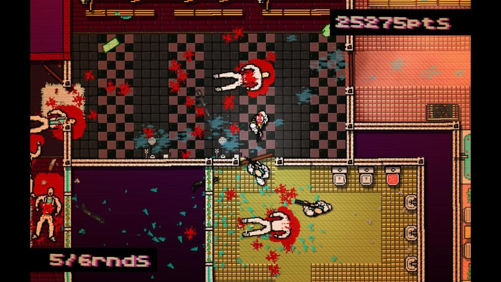 Hotline Miami Screenshot 02