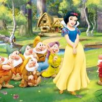 Princesas disney: ¡qué les cooorten la cabeza!