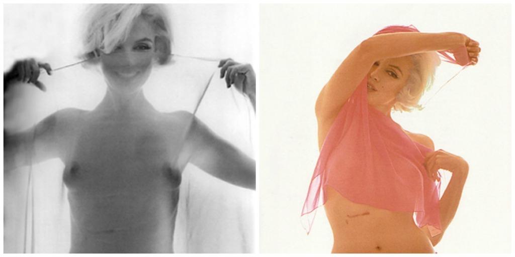 Marilyn Monroe Desnuda Bajo El Zoom De Bert Stern La Horca