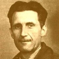 "George Orwell explica la tesis de ""1984"""