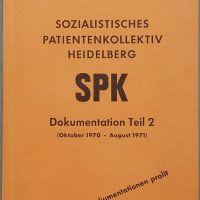 """Colectivo Socialista de Pacientes (Sozialistisches Patientenkollektiv), """"Haz de tu enfermedad un arma"""""""