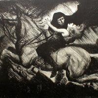 """""""El Rey De Los Elfos"""", El Poema De Goethe Llevado A Una Tétrica Animación"""