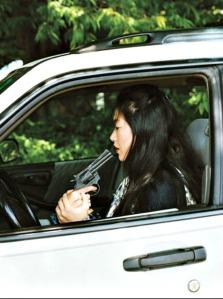 Iris Chang: Iris, escritora y reportera, se suicidó de un tiro en la cabeza a la edad de 36 años.