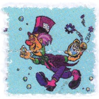La mayor colección de cartones ilustrados de LSD