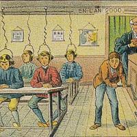 Cómo sería el año 2000 desde la perspectiva de los años 1899 y 1910